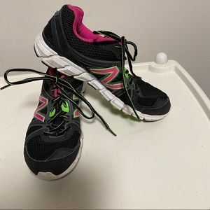 Women's New Balance running shoes. Size 8